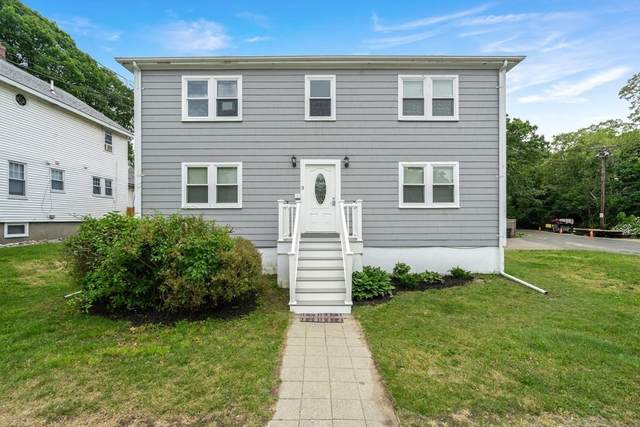 3 Sagamore Ave, Quincy, MA 02170 (MLS #72845995) :: Welchman Real Estate Group