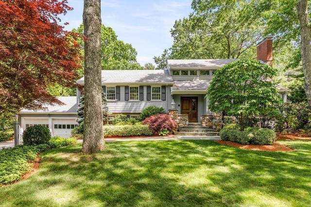20 Windsor Road, Needham, MA 02492 (MLS #72846007) :: Dot Collection at Access