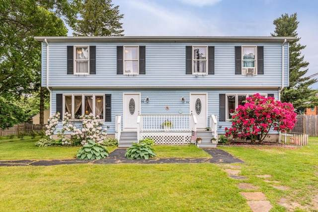7 Hazel Ave #7, Shrewsbury, MA 01545 (MLS #72846009) :: The Duffy Home Selling Team