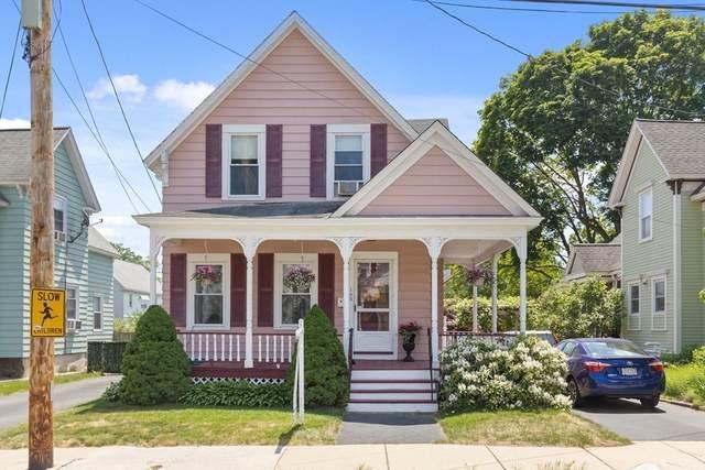 102 Jenness St, Lowell, MA 01851 (MLS #72846029) :: Chart House Realtors