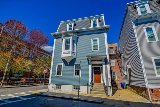 143 High St #1, Boston, MA 02129 (MLS #72846039) :: Westcott Properties