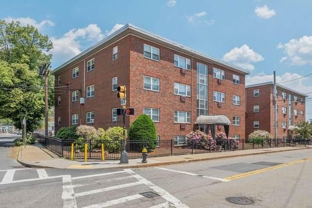 225 Baker St #24, Boston, MA 02132 (MLS #72846047) :: Westcott Properties