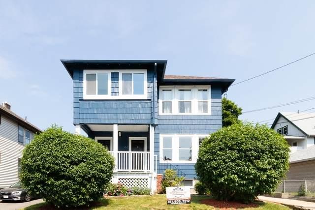 167 Orange St #167, Boston, MA 02131 (MLS #72846063) :: EXIT Cape Realty