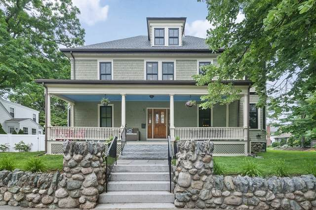 21 Carver Road, Newton, MA 02461 (MLS #72846067) :: Dot Collection at Access