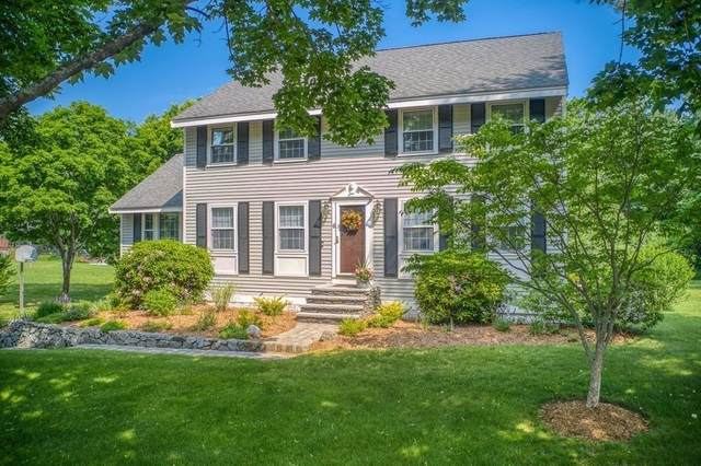 6 Tanglewood Drive, Chelmsford, MA 01824 (MLS #72846073) :: The Duffy Home Selling Team