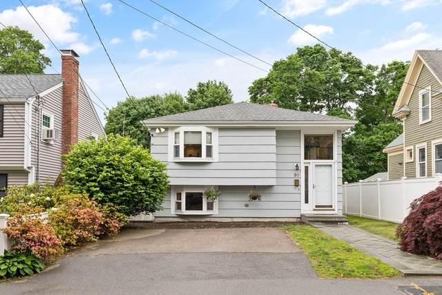 30 Bradford Road, Milton, MA 02186 (MLS #72846080) :: Chart House Realtors