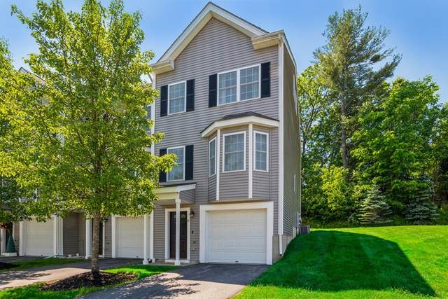 14 Whispering Pine Circle #14, Worcester, MA 01606 (MLS #72846088) :: The Duffy Home Selling Team