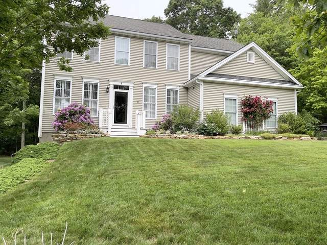 8 Bigelow Way, Grafton, MA 01560 (MLS #72846106) :: Chart House Realtors