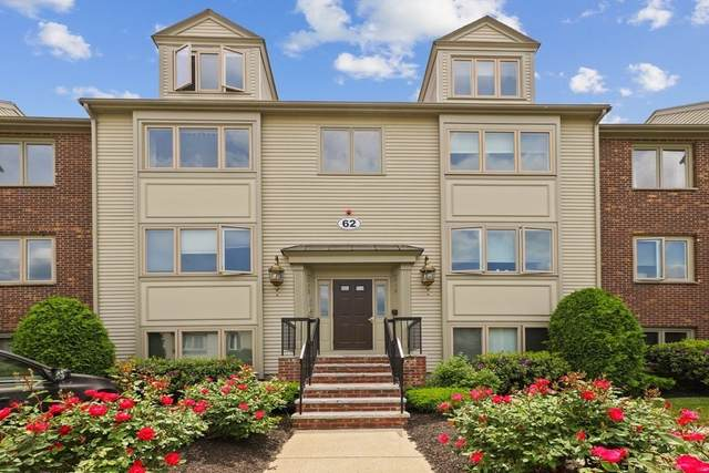 62 Maple St G, Canton, MA 02021 (MLS #72846109) :: Conway Cityside