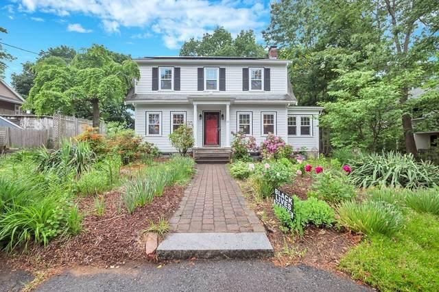 29 Gambier Street, Newton, MA 02466 (MLS #72846129) :: Spectrum Real Estate Consultants