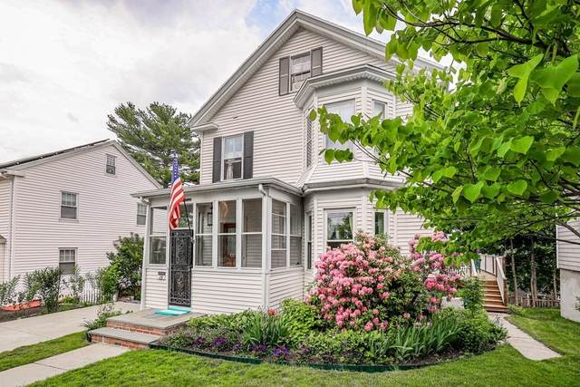 19 Brahms Street, Boston, MA 02131 (MLS #72846154) :: EXIT Cape Realty