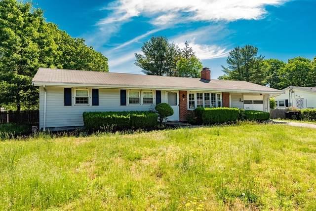 30 Mercedes Rd, Brockton, MA 02301 (MLS #72846155) :: Chart House Realtors