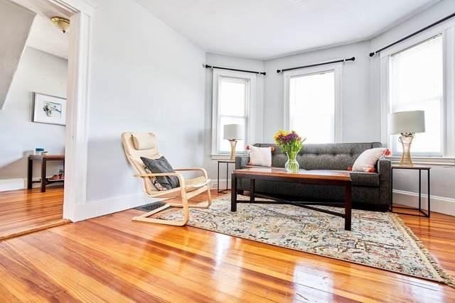 12 Fairfleld St #12, Dedham, MA 02026 (MLS #72846173) :: Spectrum Real Estate Consultants
