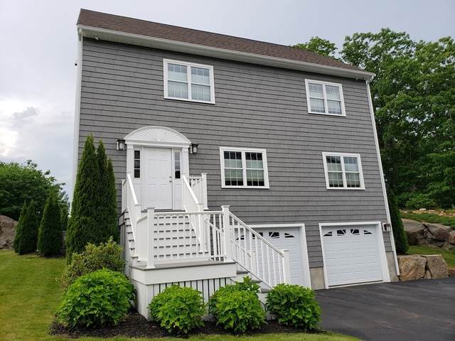 1 Gedney Dr, Peabody, MA 01960 (MLS #72846211) :: EXIT Realty