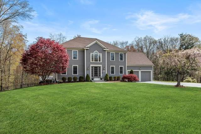 10 Westfield Rd, Hopkinton, MA 01748 (MLS #72846219) :: Dot Collection at Access