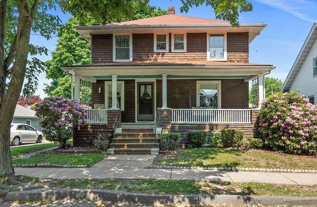 18 Dunbarton Road, Quincy, MA 02170 (MLS #72846232) :: Dot Collection at Access