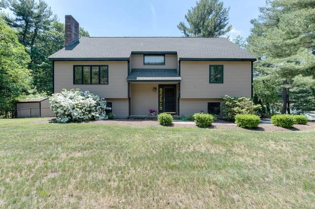 1 Nottingham Dr, Holden, MA 01520 (MLS #72846264) :: The Duffy Home Selling Team