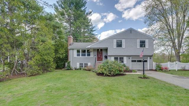 40 Putnam Road, Bedford, MA 01730 (MLS #72846275) :: The Duffy Home Selling Team