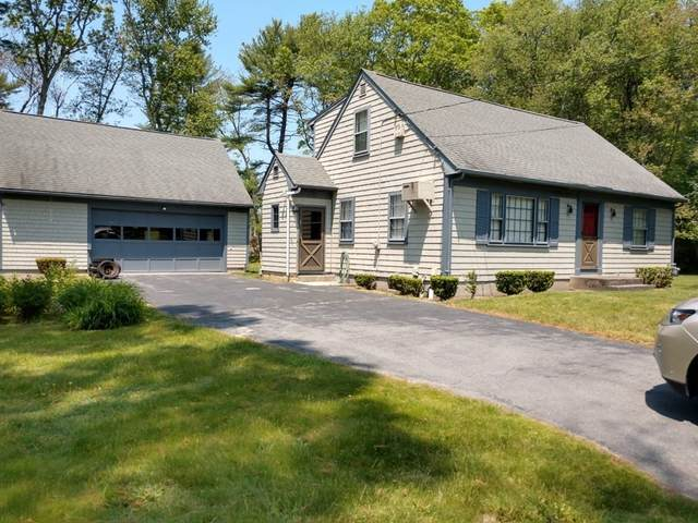 532 Faunce Corner Road, Dartmouth, MA 02747 (MLS #72846279) :: Dot Collection at Access