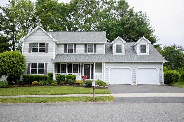 38 Barrington Dr, Springfield, MA 01129 (MLS #72846309) :: Spectrum Real Estate Consultants