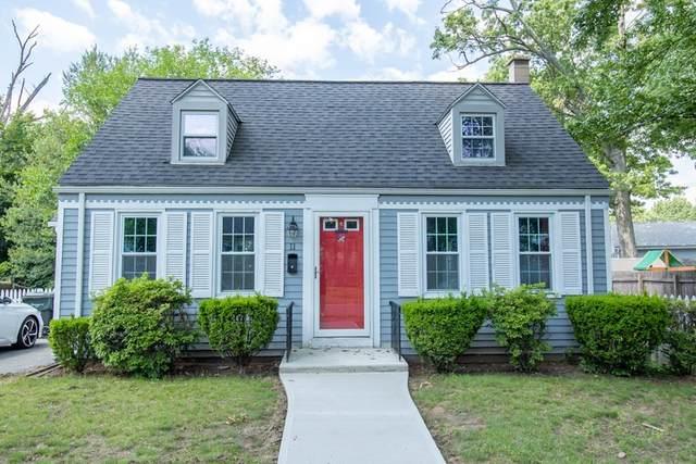 11 Balfour Dr, Springfield, MA 01118 (MLS #72846327) :: Chart House Realtors