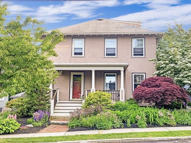 170 Maplewood Street #1, Watertown, MA 02472 (MLS #72846374) :: Chart House Realtors