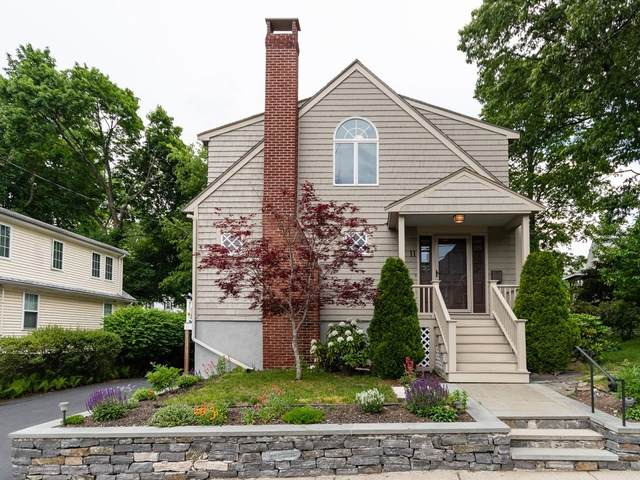 11 Frances St, Newton, MA 02461 (MLS #72846383) :: Dot Collection at Access