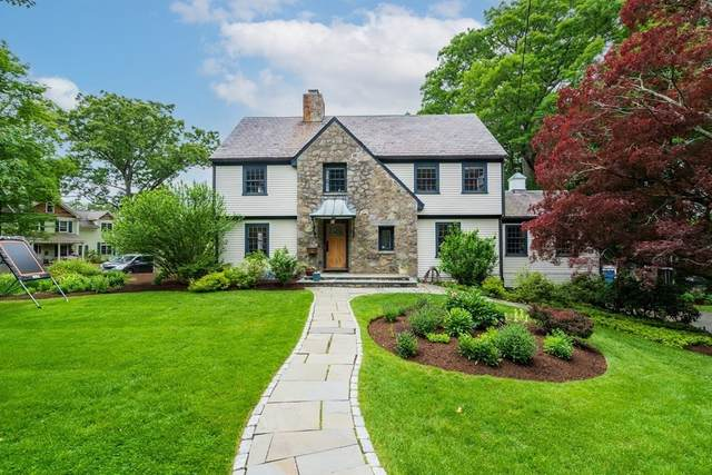 72 Fairlee Road, Newton, MA 02468 (MLS #72846445) :: EXIT Cape Realty