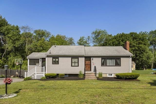 2 Pinewood Road, Wilmington, MA 01887 (MLS #72846499) :: EXIT Realty