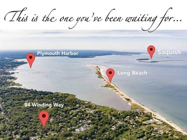 84 Winding Way, Plymouth, MA 02360 (MLS #72846509) :: Westcott Properties