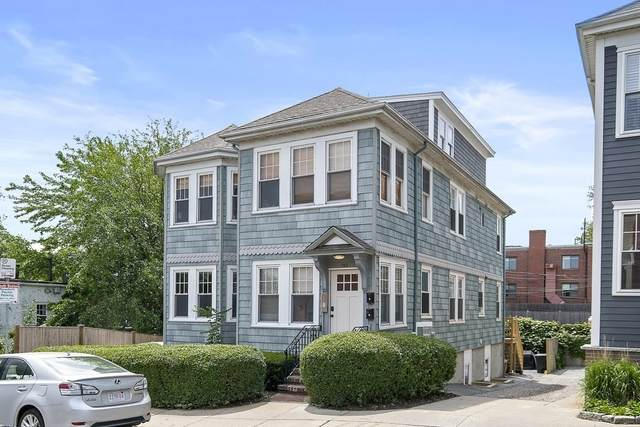 153 P Street, Boston, MA 02127 (MLS #72846514) :: Dot Collection at Access