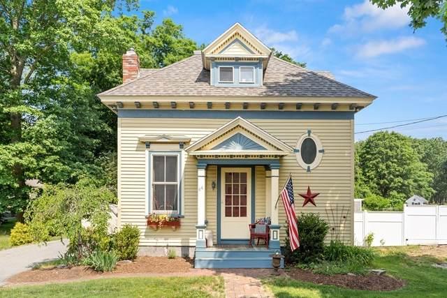 44 Nabnasset St, Westford, MA 01886 (MLS #72846536) :: Chart House Realtors