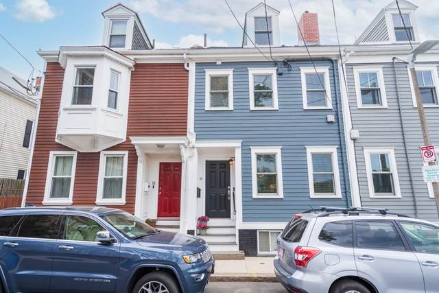 9 Walker St, Boston, MA 02129 (MLS #72846539) :: Westcott Properties