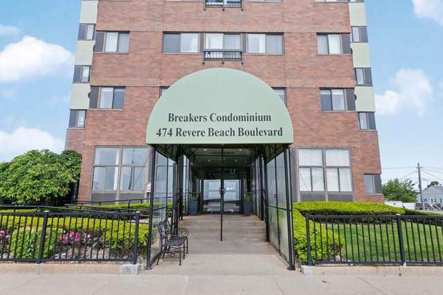 474 Revere Beach Blvd #504, Revere, MA 02151 (MLS #72846582) :: Dot Collection at Access