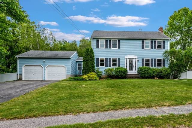 88 Glenwood Dr, Leominster, MA 01453 (MLS #72846605) :: The Duffy Home Selling Team