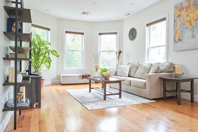 466 Medford St #3, Somerville, MA 02145 (MLS #72846611) :: EXIT Realty