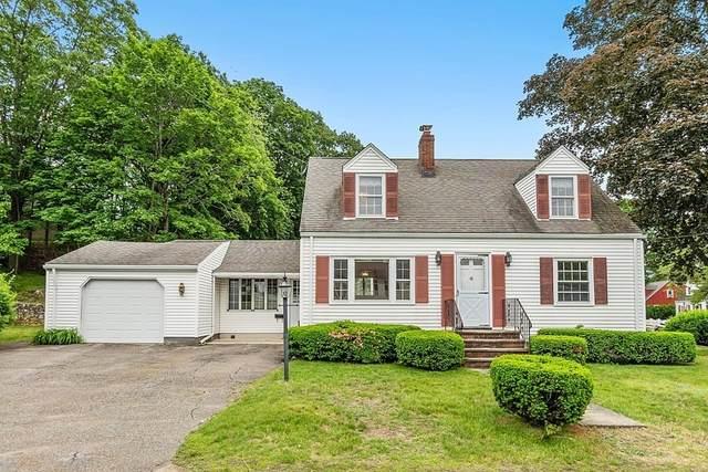 6 Lakeview Terrace, Woburn, MA 01801 (MLS #72846612) :: Chart House Realtors