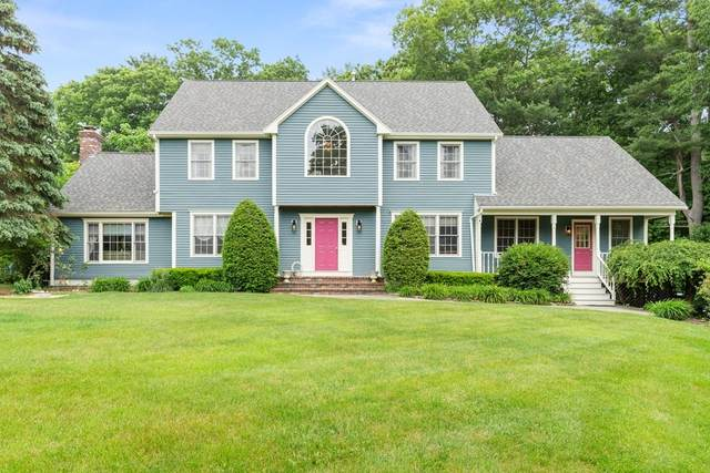 26 Penny Ln, Easton, MA 02356 (MLS #72846665) :: Spectrum Real Estate Consultants