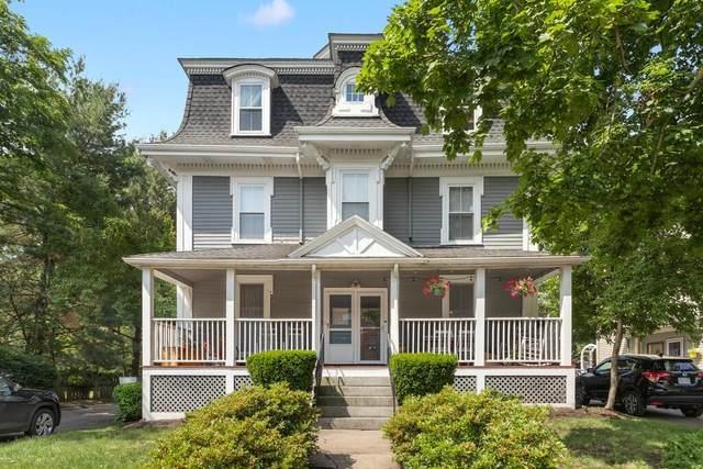 19 Prospect Street #19, Newton, MA 02465 (MLS #72846684) :: Conway Cityside