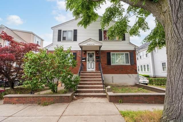 106 Barnes Ave, Boston, MA 02128 (MLS #72846687) :: Westcott Properties