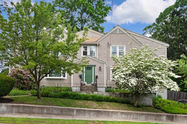 4 Palmer St, Winchester, MA 01890 (MLS #72846724) :: EXIT Realty
