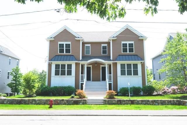 18 Grove Street #2, Waltham, MA 02453 (MLS #72846868) :: Conway Cityside