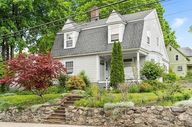 30 Parker St, Maynard, MA 01754 (MLS #72846881) :: Spectrum Real Estate Consultants