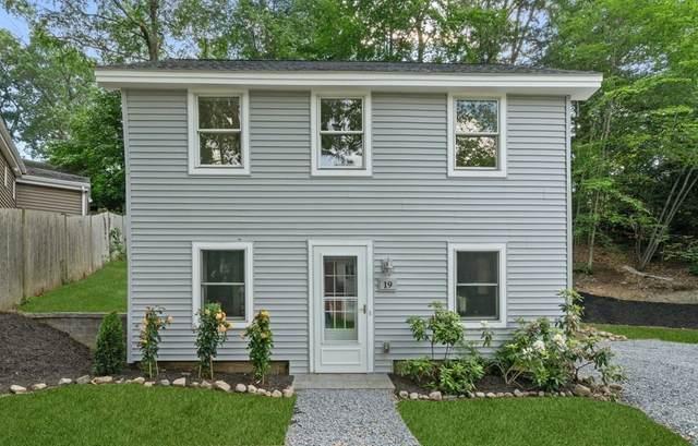 19 Woodland, Wayland, MA 01778 (MLS #72846904) :: Westcott Properties