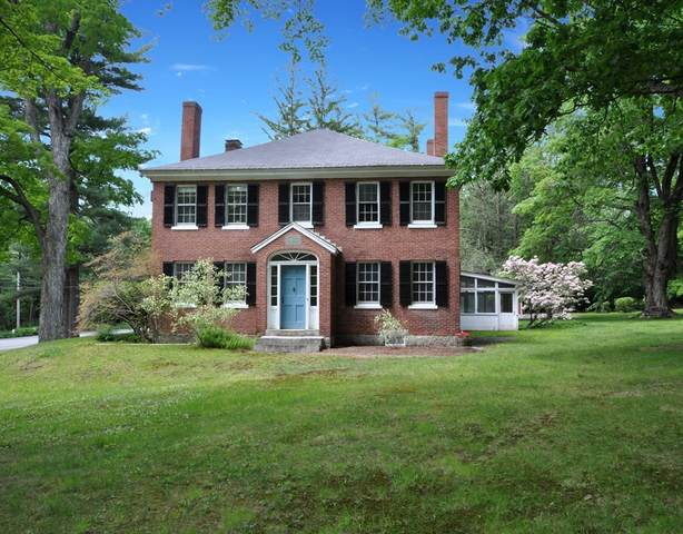 109 Center Road, Shirley, MA 01464 (MLS #72846929) :: Re/Max Patriot Realty