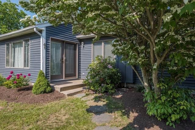 41 Tamarack Dr #41, Amherst, MA 01002 (MLS #72846965) :: NRG Real Estate Services, Inc.