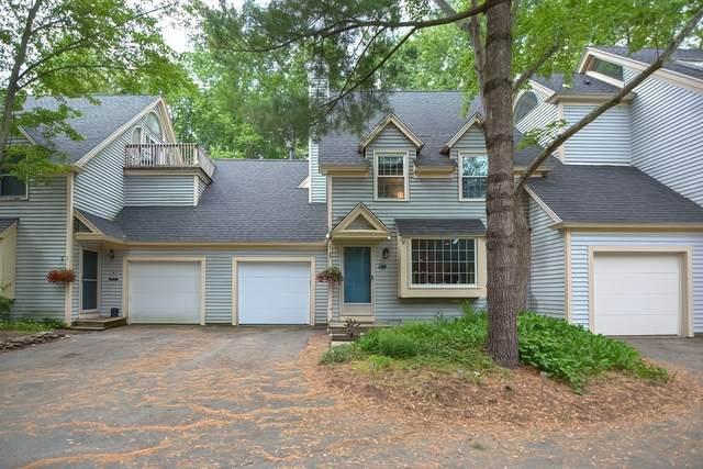 111 Brigham St 28C, Hudson, MA 01749 (MLS #72847001) :: The Duffy Home Selling Team