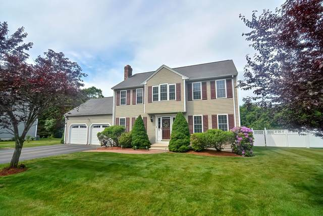 12 Legion Drive, Plainville, MA 02762 (MLS #72847035) :: The Duffy Home Selling Team