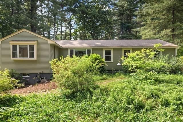 25 Moose Hill Pkwy, Sharon, MA 02067 (MLS #72847041) :: Chart House Realtors