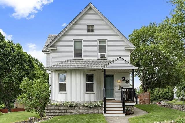 39 Forsberg St, Worcester, MA 01607 (MLS #72847073) :: Spectrum Real Estate Consultants